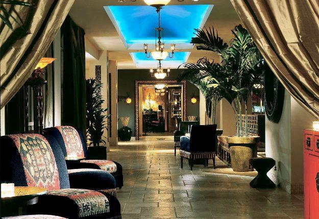 Hotel ZaZa, Dallas lobby