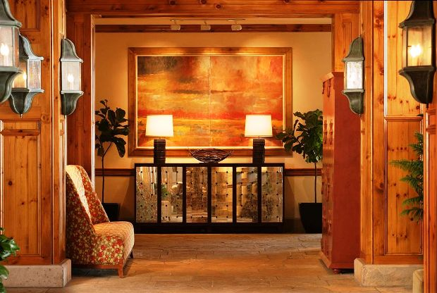 Park Hyatt Beaver Creek Resort & Spa lobby