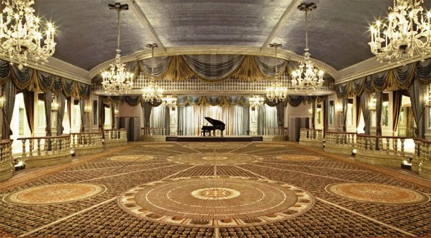 The Pierre grand ballroom