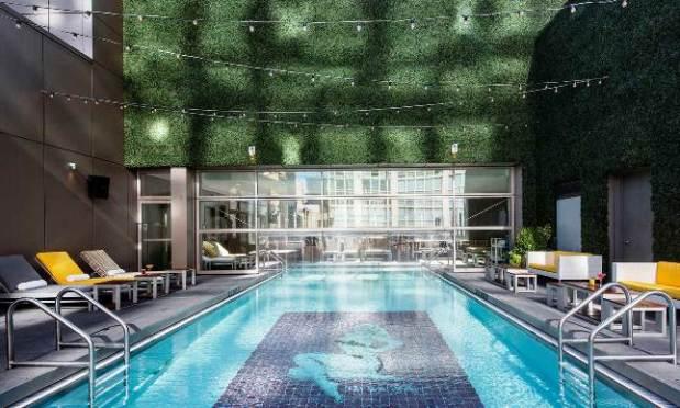Gansevoort Park Avenue Park-Rooftop-Pool