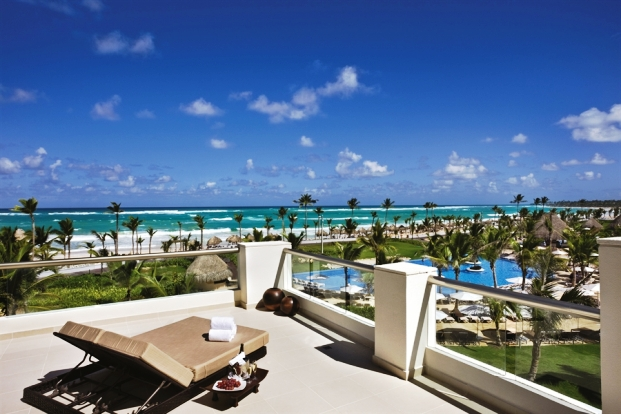 Hard Rock Hotel & Casino Punta Cana Beach View