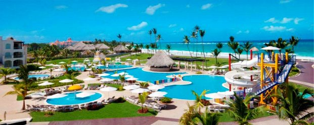 Hard Rock Hotel & Casino Punta Cana pools