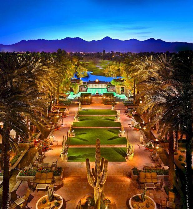Hyatt Regency Scottsdale Resort and Spa at Gainey Ranch exterior