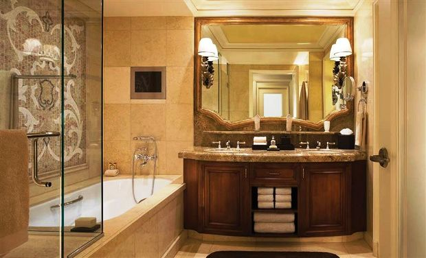 Montage Beverly Hills bathrooms