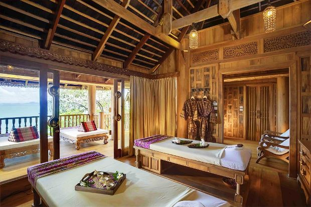Santhiya Koh Yao Yai Resort & Spa Spa treatments