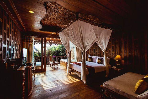 Santhiya Koh Yao Yai Resort & Spa guest rooms