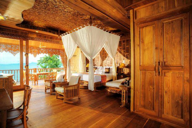 Santhiya Koh Yao Yai Resort & Spa suite