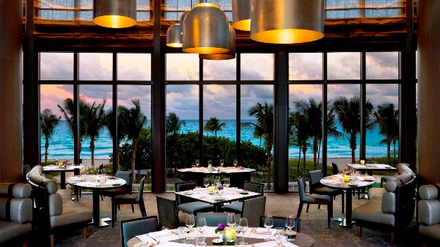 The Ritz-Carlton Bal Harbour JandG Gril