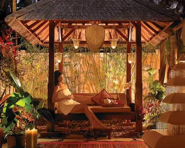 one and only ocean club spa Bahamas Caribbean spa