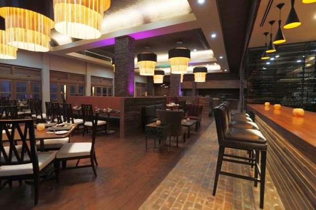 Buccament Bay Resort Jacks restaurant