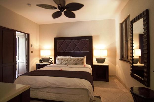 Buccament Bay Resort guest rooms