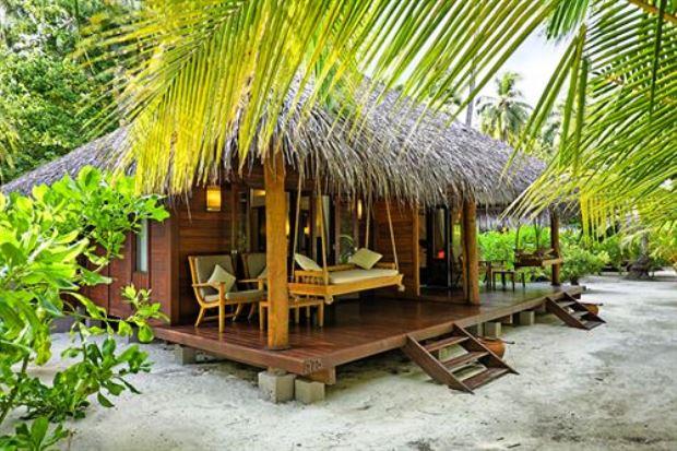 Medhufushi Island Resort Villa