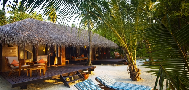 Medhufushi Island Resort accomodations