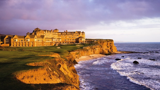 Ritz Half Moon Bay Exterior