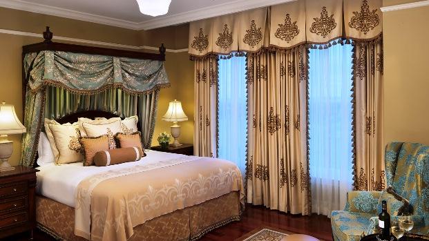 Ritz New Orleans deluxe rooms
