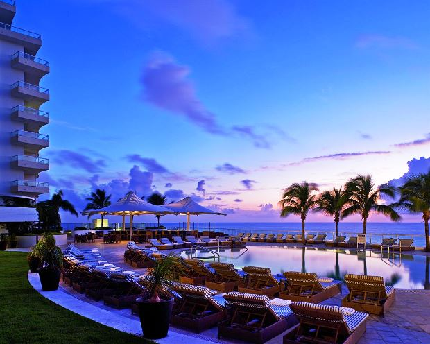 The Ritz-Carlton, Fort Lauderdale Pool area