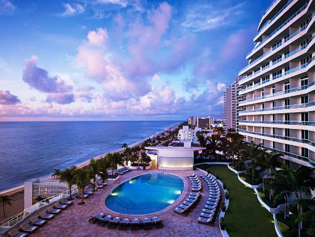 The Ritz-Carlton, Fort Lauderdale exterior