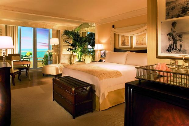 The Ritz-Carlton, Fort Lauderdale guest room