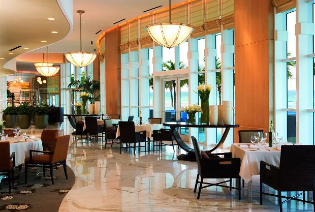 The Ritz-Carlton, Fort Lauderdale restaurant