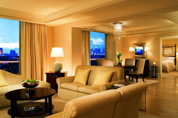 The Ritz-Carlton, Fort Lauderdale suite