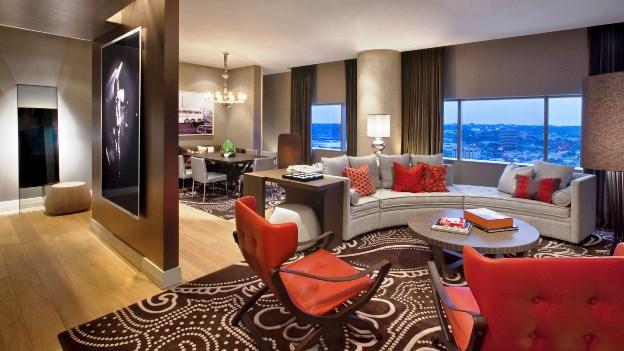 W Austin Hotel Extreme WowSuite