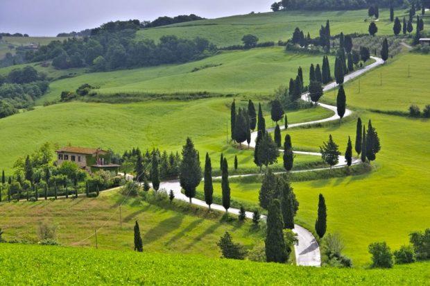 valdorcia tuscany Italy