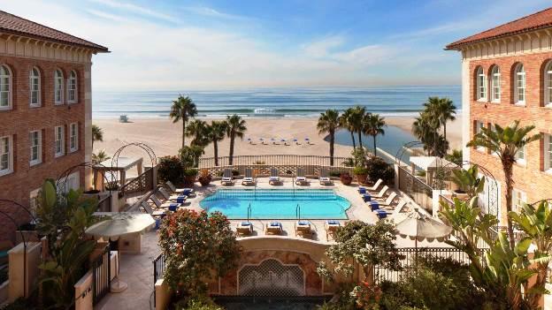 Hotel Casa Del Mar oceanview