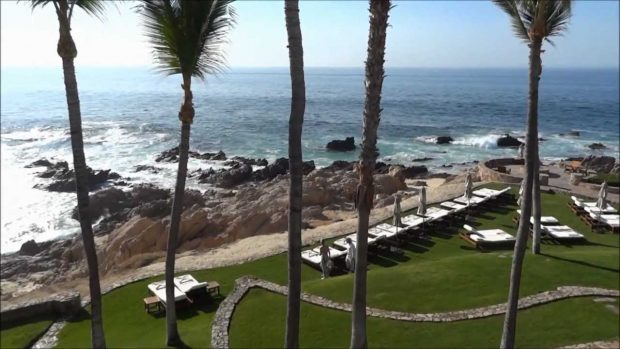 One & Only Palmilla ocean views mexico