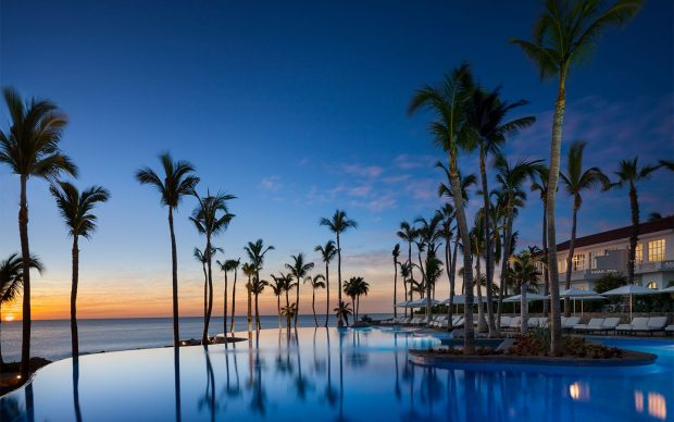 One & Only Palmilla pool Mexico