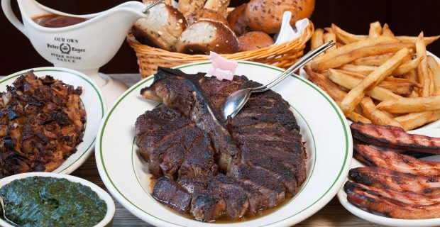 Peter Lugers steak house