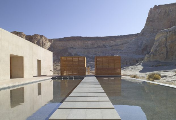 Amangiri  spa_reflection_pool