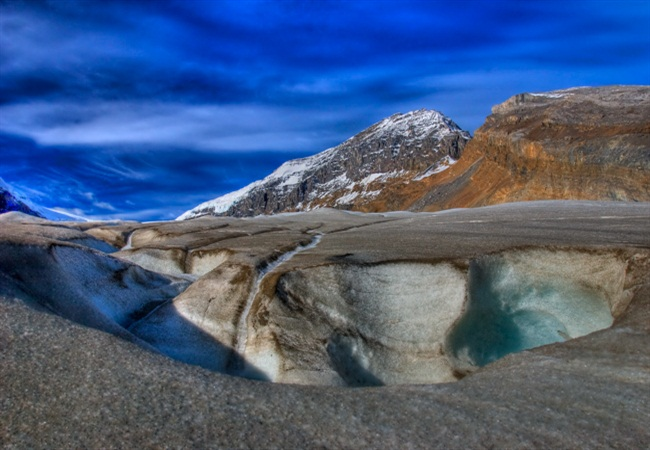 Exploring the Columbia Icefield