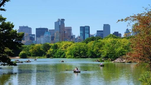 New York city central-park