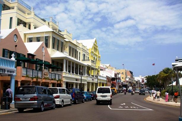 Front-Street-Hamilton-Bermuda