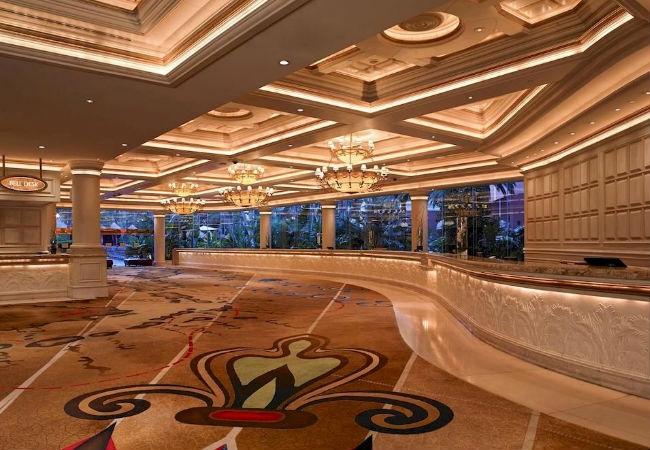 4. TI-Treasure Island Hotel and Casino