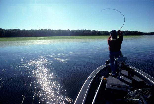 MN man fishing