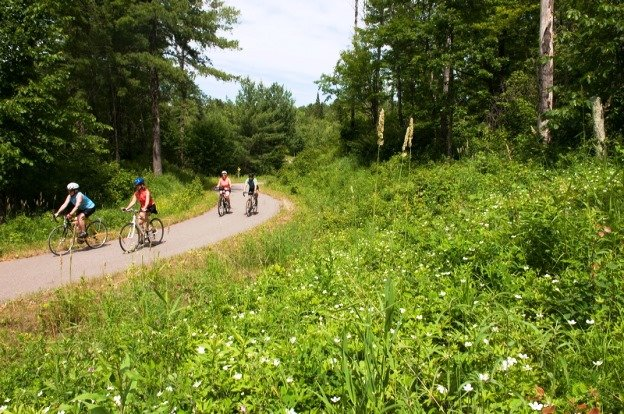 biking in the great northwest region