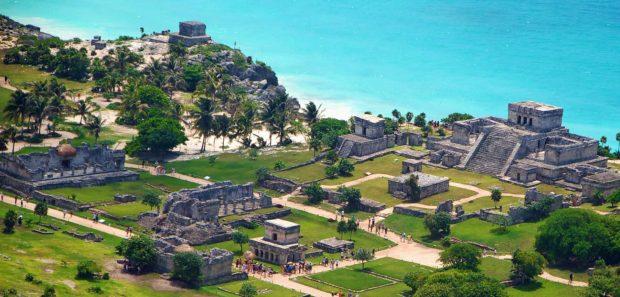 talum maya ruins