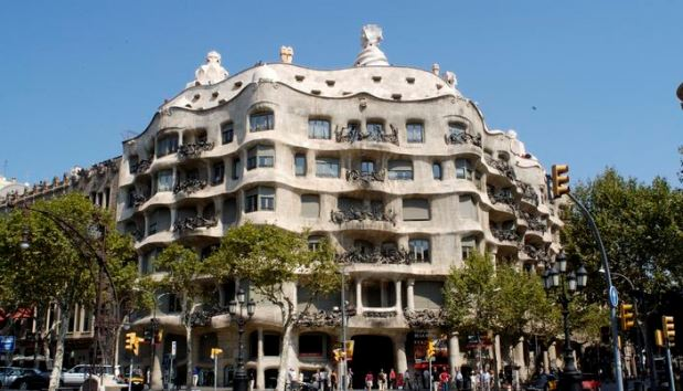 Barcelona Casa Milà