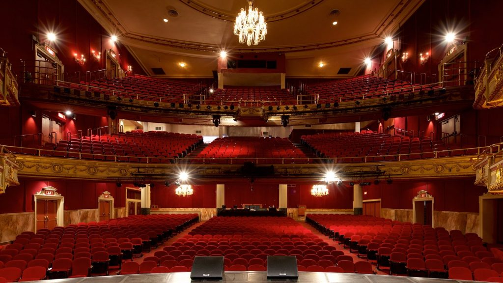 The Apollo Theater Harlem New York