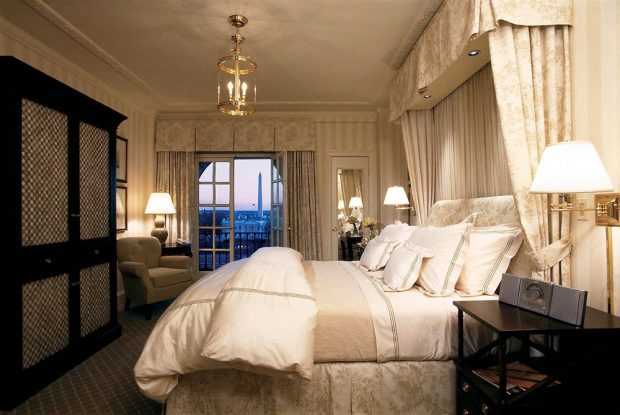The Hay Adams hotel guestrooms