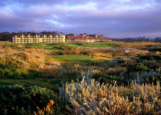 Inn at Spanish bay Monterey golf