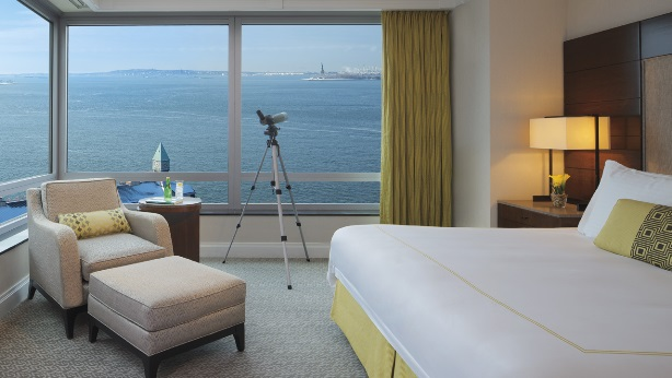 Ritz-Carlton Battery Park accomodations