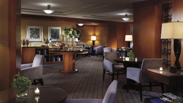 Ritz-Carlton Battery Park lounge