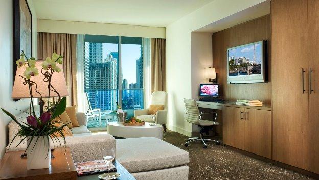 EPIC Hotel suite