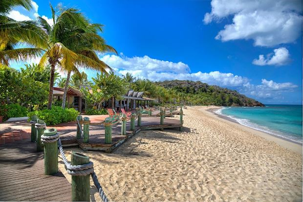 Galley Bay Resort & Spa Beach