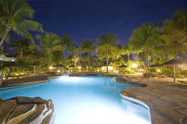 Galley Bay Resort & Spa pool