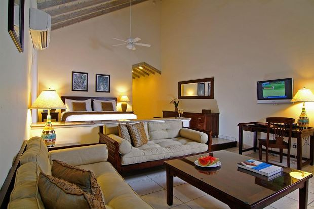Galley Bay Resort & Spa suite