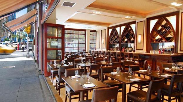 Library Hotel restaurant