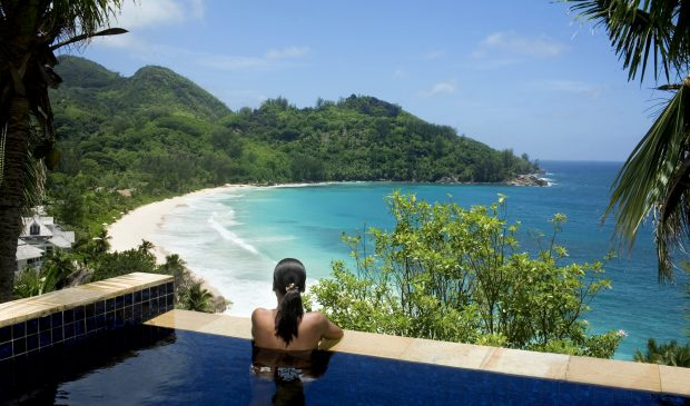 Banyan Tree seychelles views